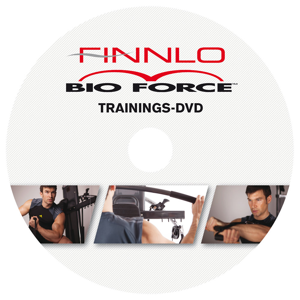 / BIO FORCE TRAINING-DVD